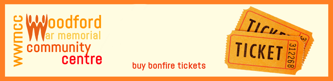 Woodford Bonfire